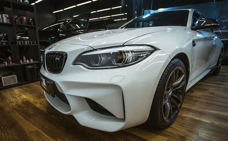 BMW M2 – bezkompromisowy detailing i szklana powłoka od Modesty