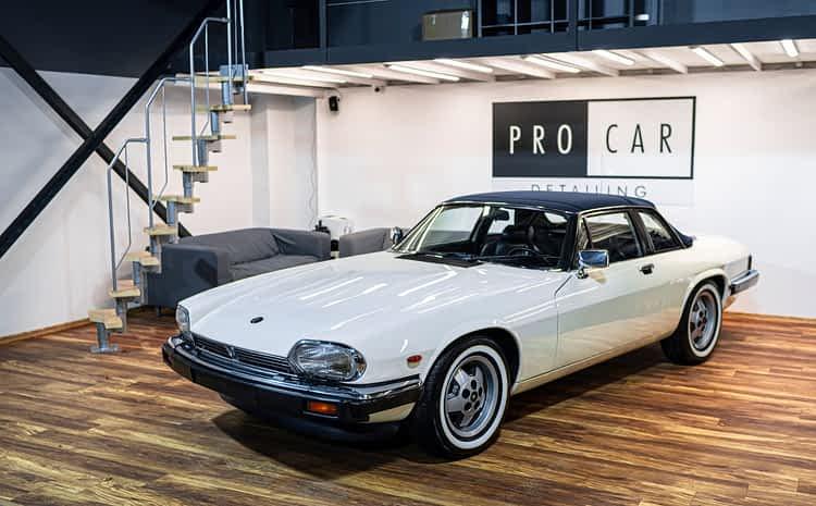 Jaguar XJS – przywracamy blask pięknej V12 z 1989 r.