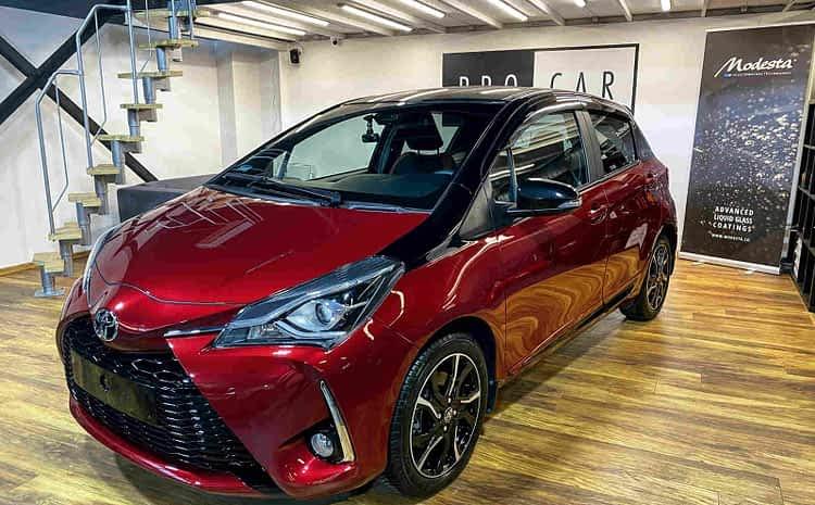 Toyota Yaris – daily car, zabezpieczony przed miejskimi zagrożeniami