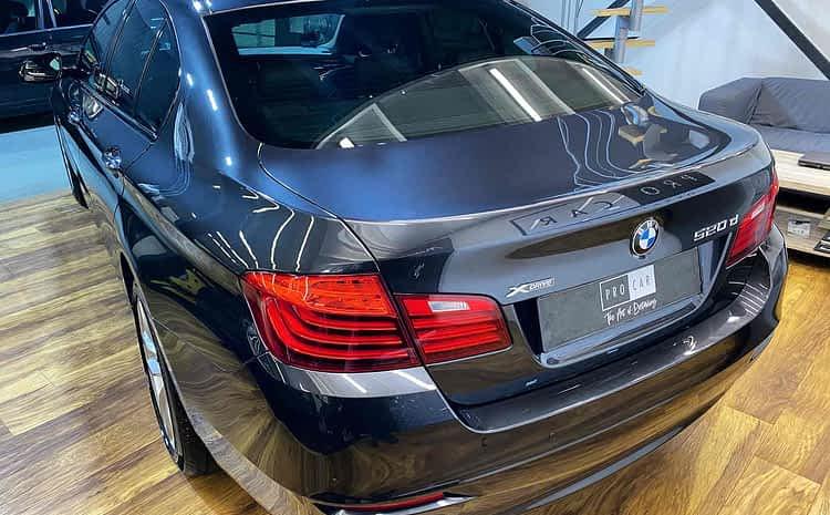 """BMW 520D – kolejny pakiet """"Wiosna Pro"""""""