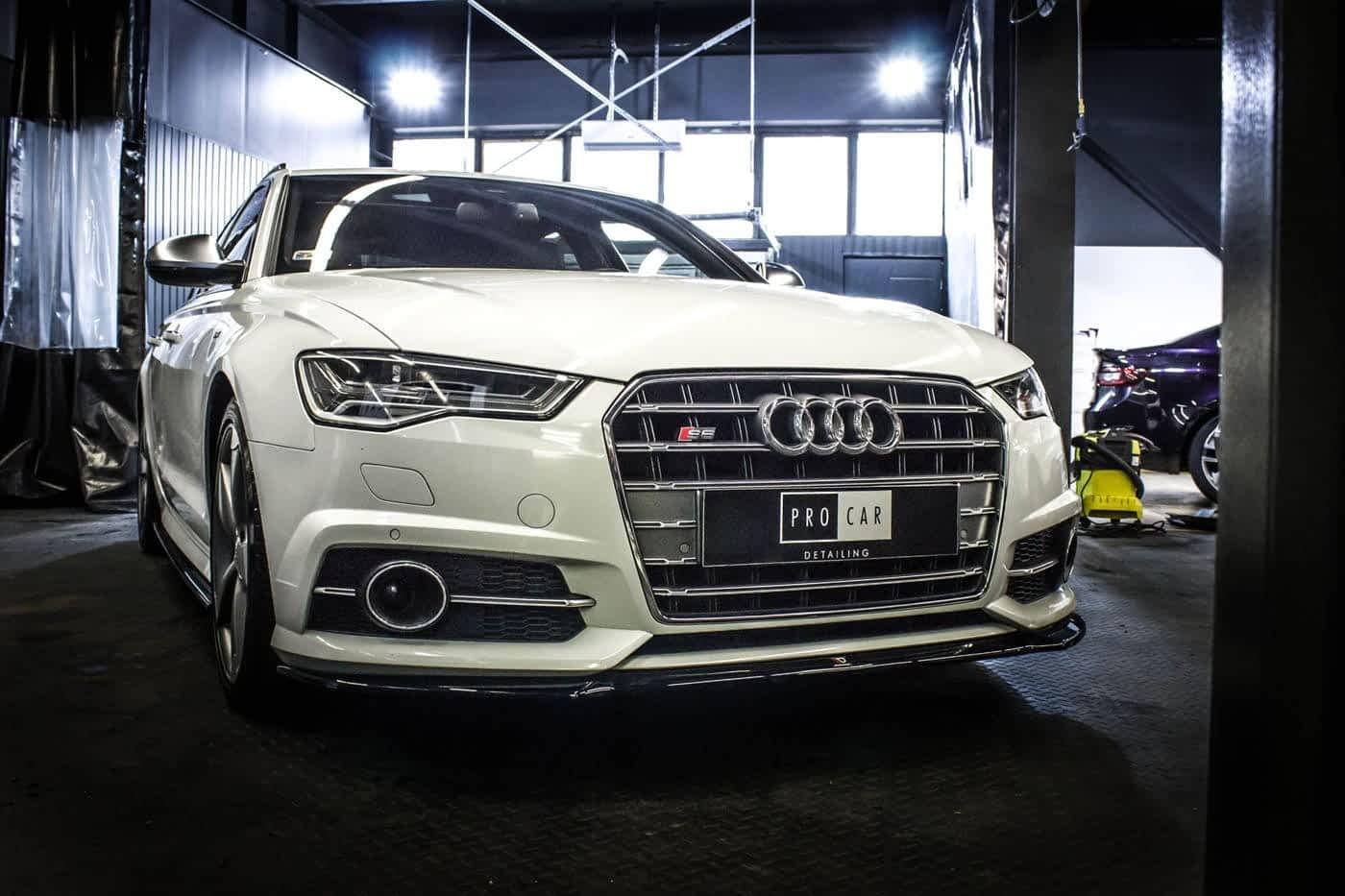 Audi S6 - montaż pakietu od Maxton Design 1