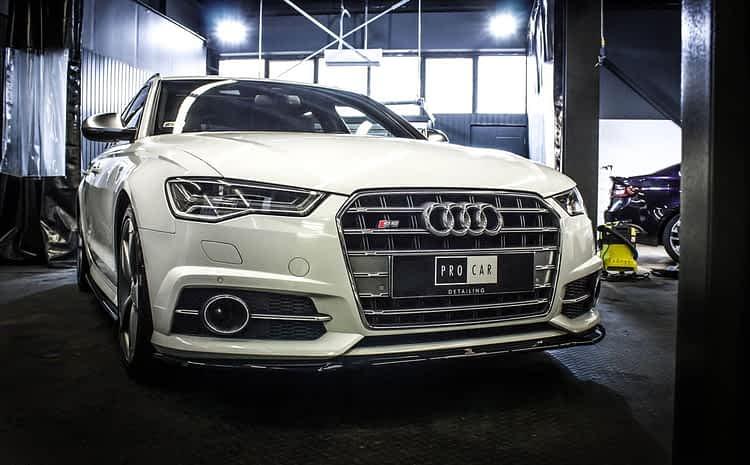 Audi S6 – montaż pakietu od Maxton Design