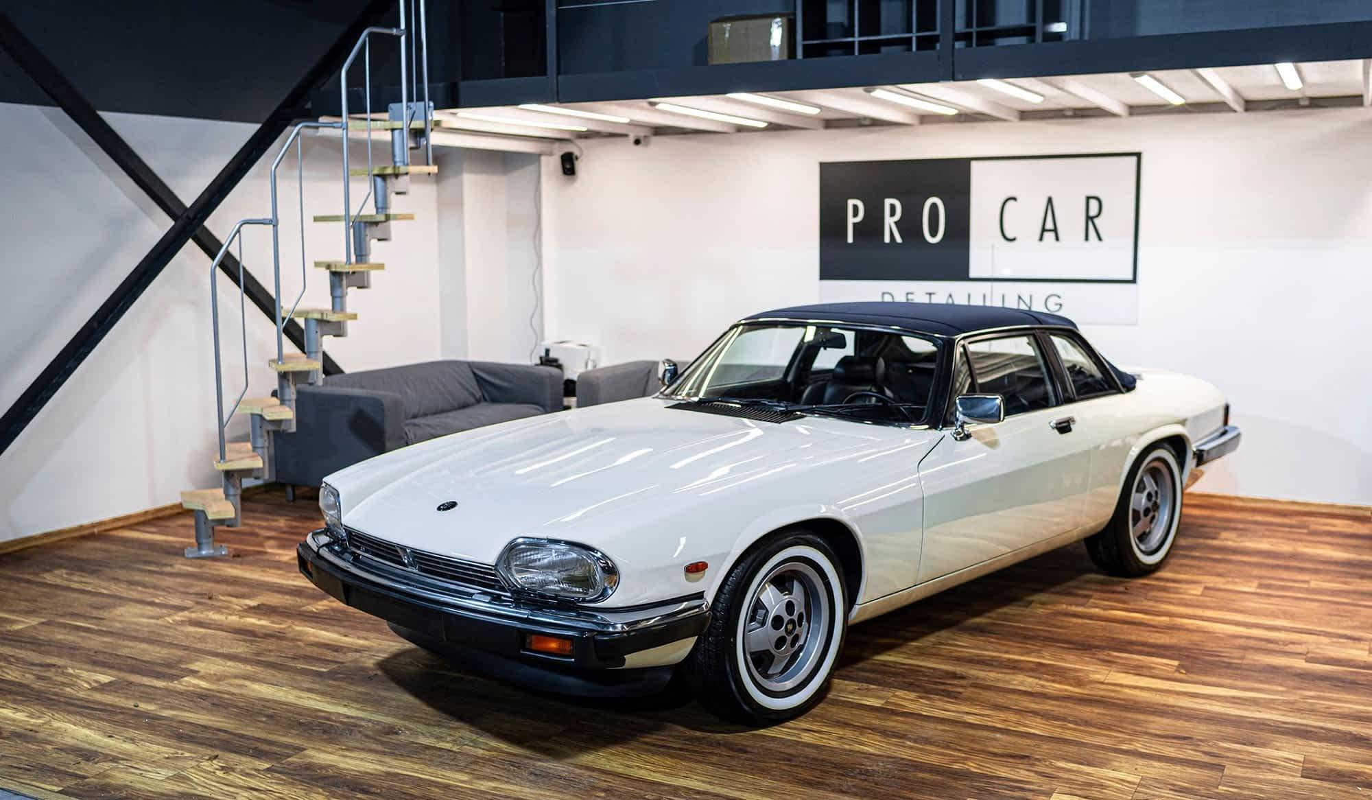 Jaguar XJS - przywracamy blask pięknej V12 z 1989 r. 1