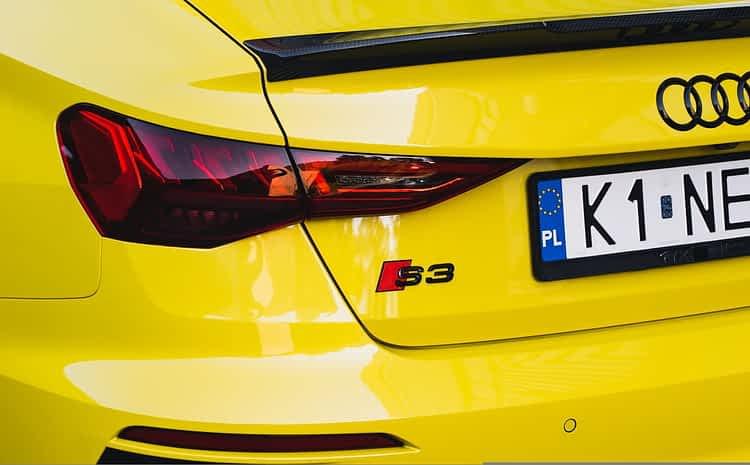 Audi S3 – komplet folii PPF oraz powłoki Modesty