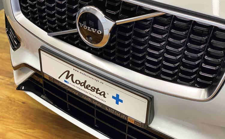 VOLVO XC90 R-Design – zabezpieczenie powłokami, auta prosto z salonu