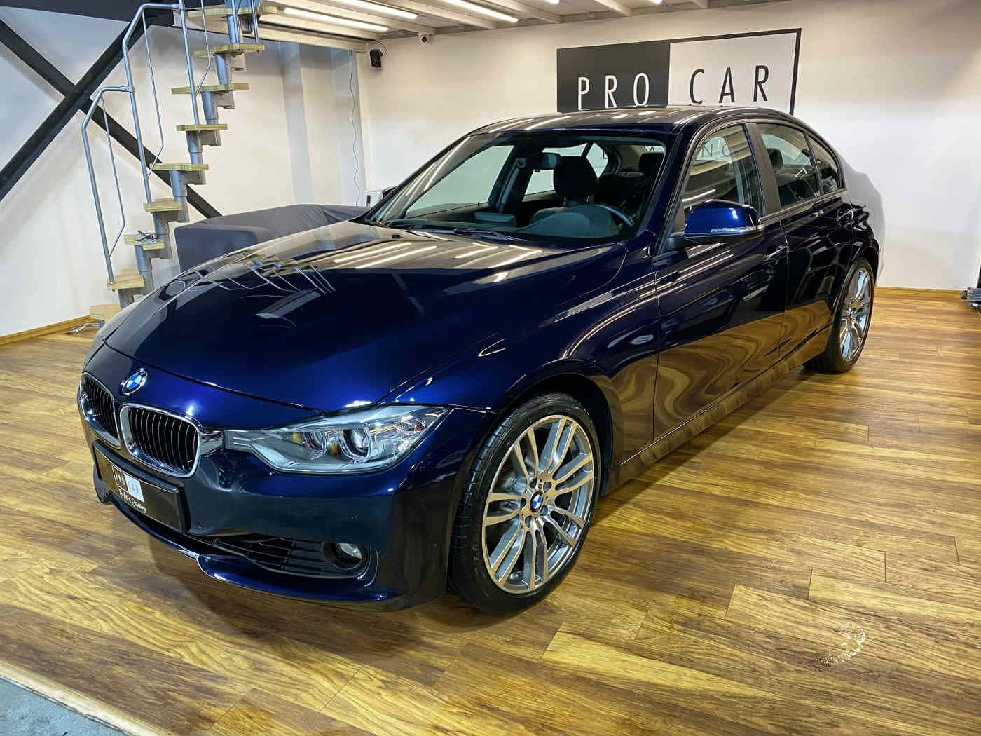 """BMW 328i - upiększone o nasz pakiet detailingowy """"Wiosna Pro"""" 1"""