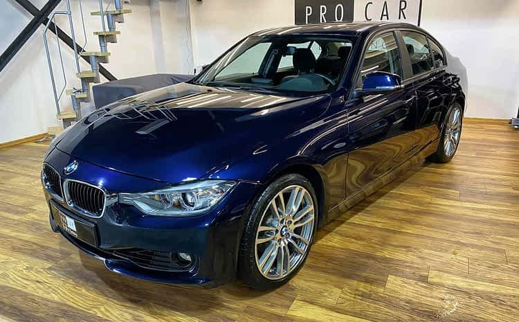 """BMW 328i – upiększone o nasz pakiet detailingowy """"Wiosna Pro"""""""