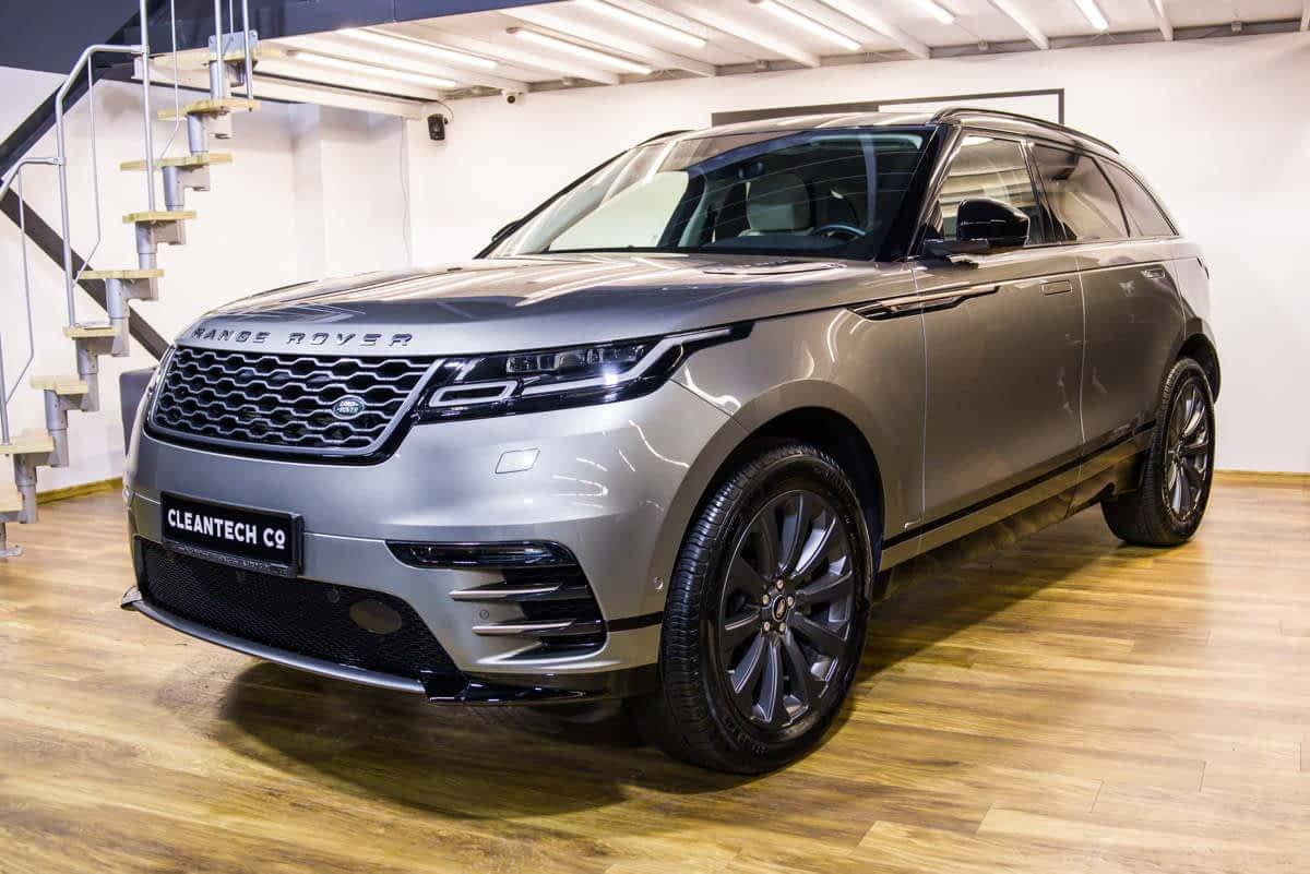 Range Rover Velar – doprowadzenie do stanu idealnego 1