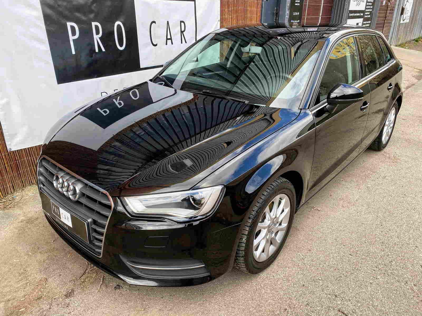 Audi A3 - przywracamy wygląd wnętrza i odświeżamy lakier 1