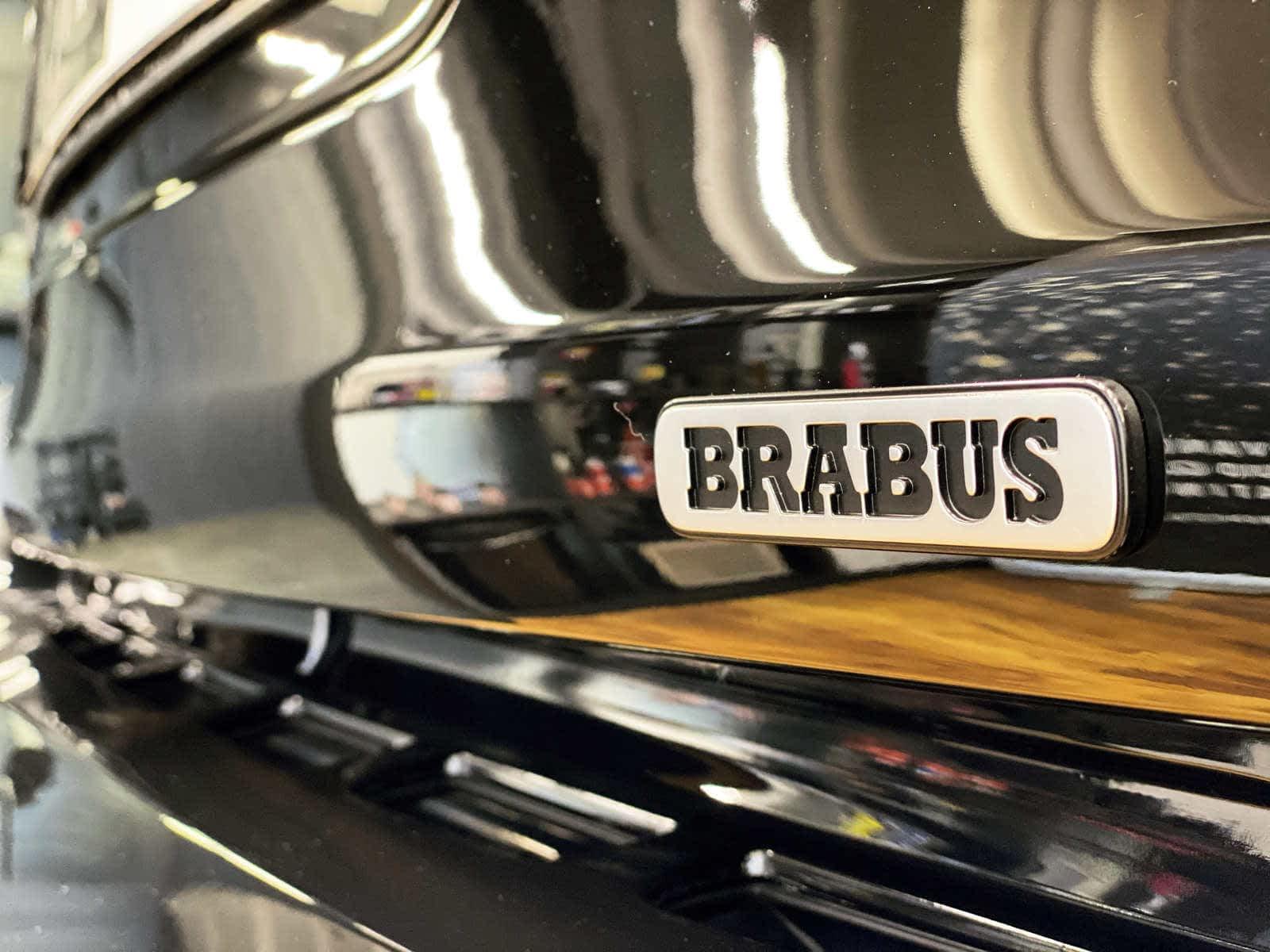 Smart Brabus - jednoetapowa korekta i usuwanie wgniotek 1