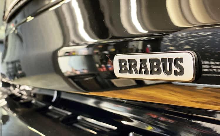 Smart Brabus – jednoetapowa korekta i usuwanie wgniotek