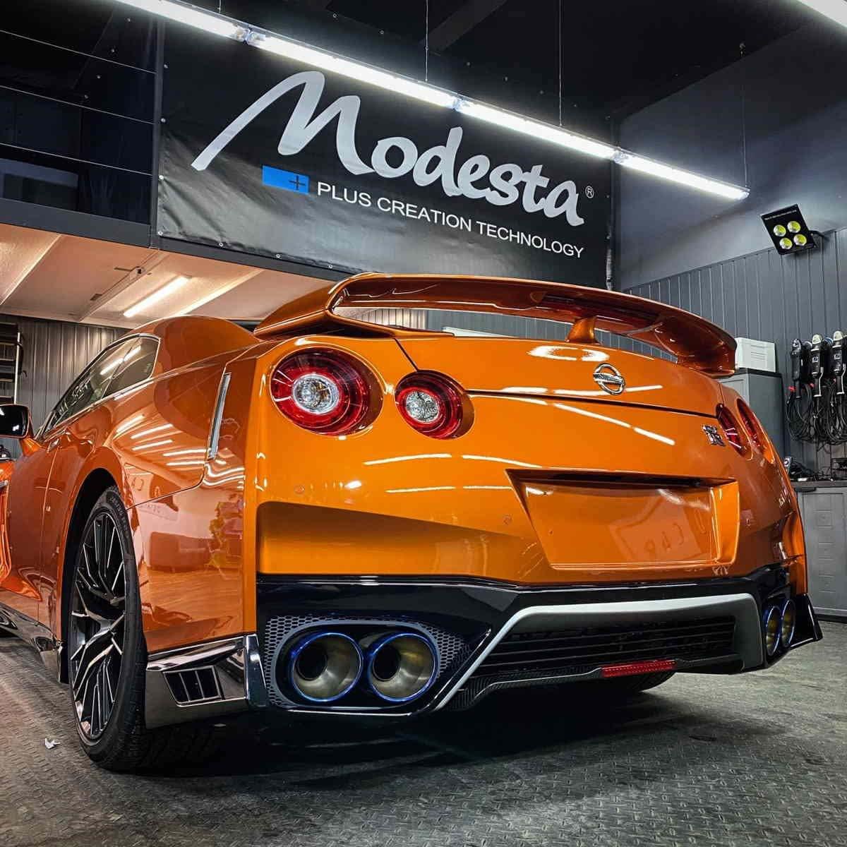 Nissan GTR - Pakiet Modesta + 1